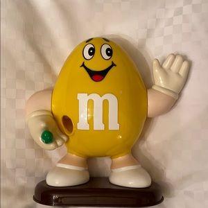 Vintage M&M Candy Dispenser